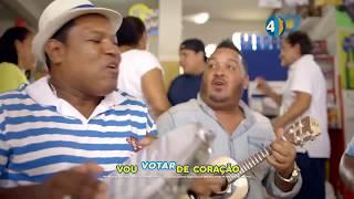 Samba Habitação, campanha Nogueira Prefeito 2016