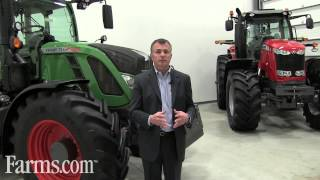 AGCO Reports Strong Growth in Farm Machinery Sales in 2013.