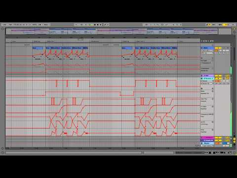 Future Drum and Bass (Ableton Live Template)