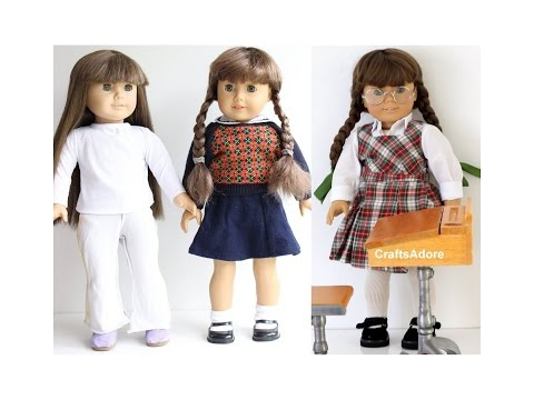 American Girl Doll Opening ~ WB Molly McIntire Huge EBay Haul ~HD~