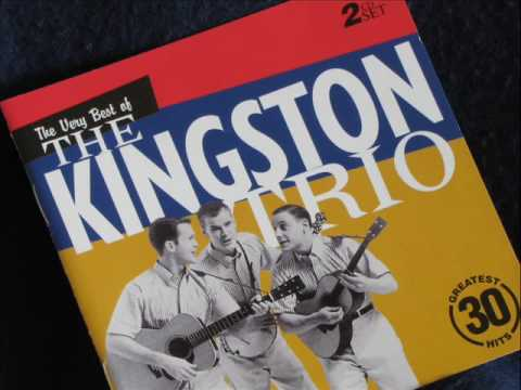 THE KINGSTON TRIO ~ Where Have All The Flowers Gone ~