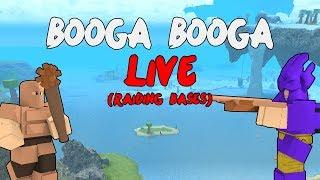 🆓god bag giveaway🆓 //Booga booga roblox Stream