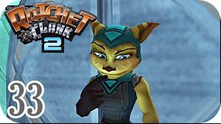 Ratchet & Clank 2 - » Parte 33 [PLANETA GRELBIN] « - Español [HD]