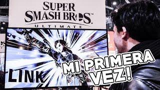 NINTENDO SWITCH: PRIMERAS PARTIDAS A SMASH BROS ULTIMATE! | Gameplay ESPAÑOL