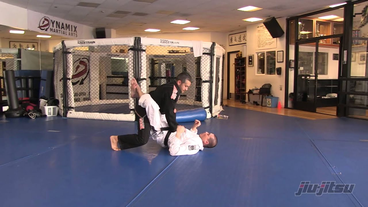 Issue 19: Invisible Jiu-Jitsu - Using Your Weight From The Bottom