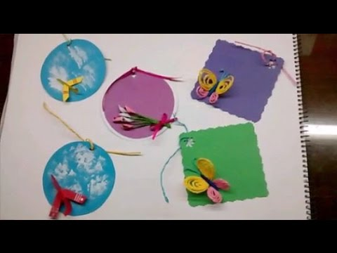 DIY How To Make 3 Easy Gift Tags Name