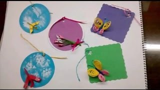 DIY How to make 3 Easy Gift Tags / Name Tags