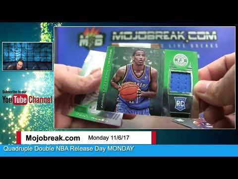 MOJO QUADRUPLE DOUBLE BASKETBALL CASE #2  Break
