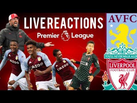 Aston Villa 7-2 Liverpool FC, Sunday October 4th 2020 ...