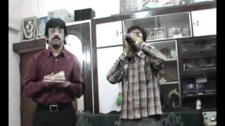 Yeh Dosti  Hum Nahin Todenge -Sholay(Harmonica by Asim Banerjee & Ujjal Dutta-Jamshedpur).mpg