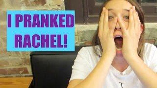 I PRANKED RACHEL! - New Orleans