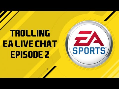 RONALDO IN A PACK?!?!?   Trolling EA Live Chat #2