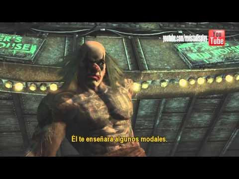 Batman: Arkham City - Trailer The Joker en español
