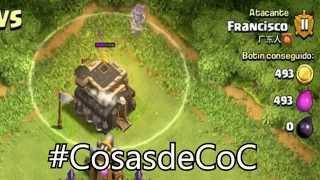 Cosas de Clash of clans ep2 - Mundo Clash of Clans #146