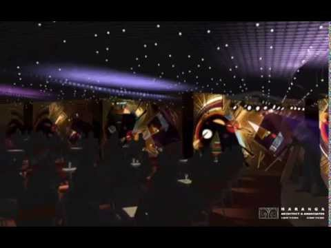 Commercial Design Project - Jazz Club, Greenwich Village, New York, NY