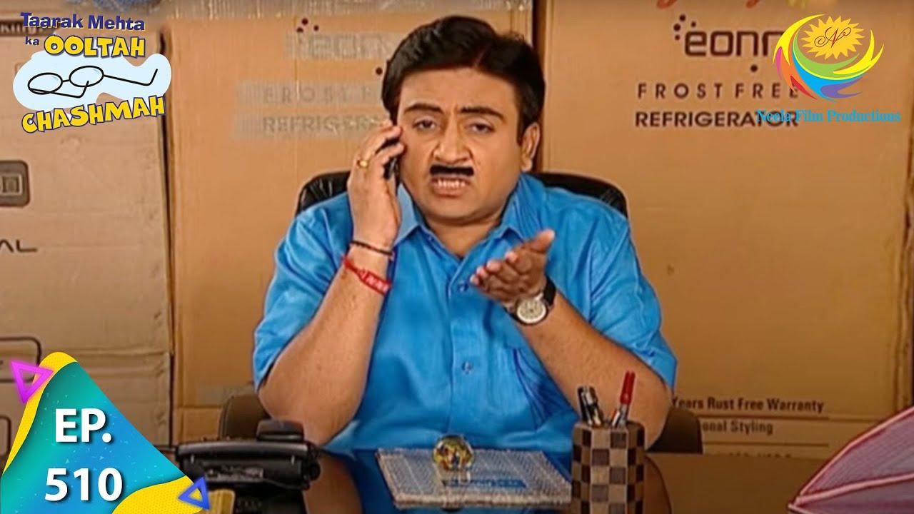 Download Taarak Mehta Ka Ooltah Chashmah - Episode 510 - Full Episode