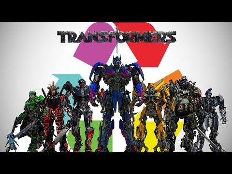 Transformers Remix