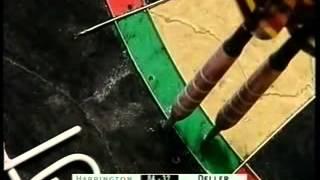 Rod Harrington v Keith Deller - The Grudge Match- 2002 World Matchplay Darts Part 6/6