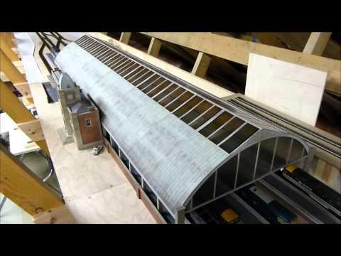 Dean Park Station Video 17 – Layout Update