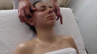 Хиромассаж лица. Испанская техника массажа лица.