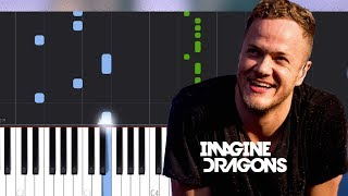 Imagine Dragons - Machine Piano Tutorial Video