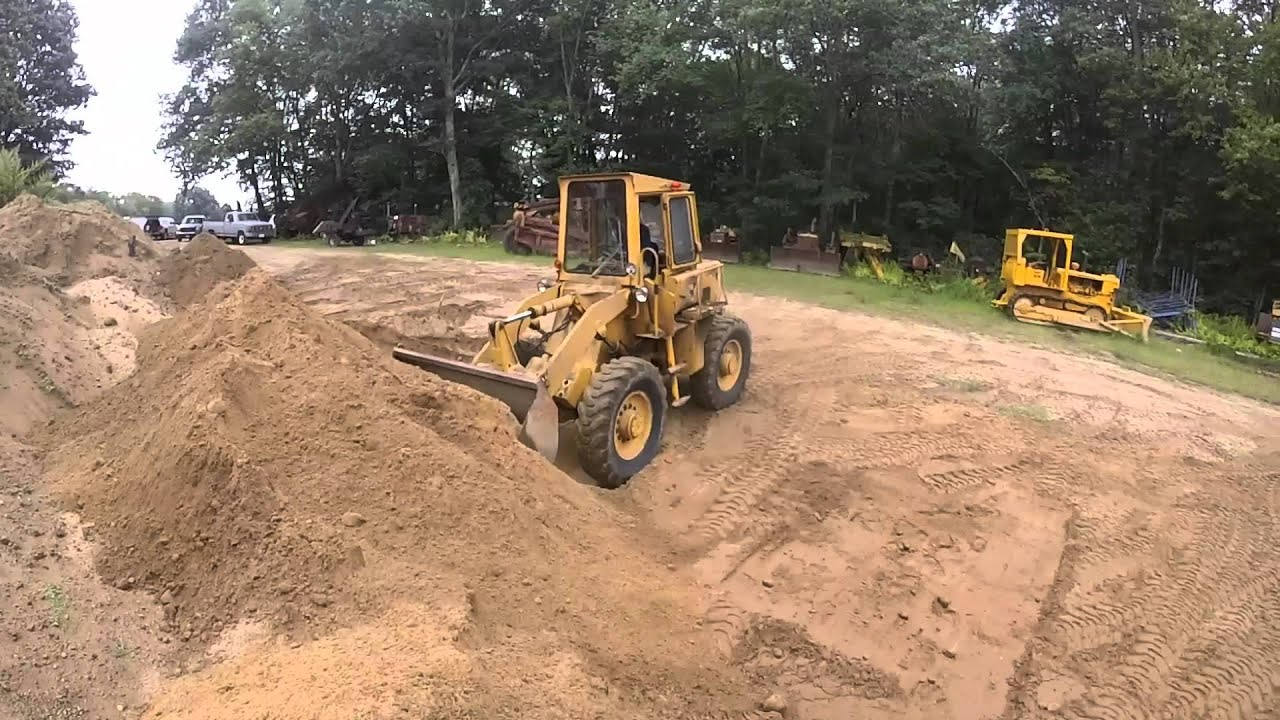 Hough H30 wheel loader