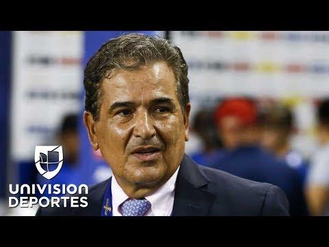 """Jorge Luis Pinto sonríe a medias con Honduras: """"Hemos ganado algo, pero no lo hemos ganado todo"""""""