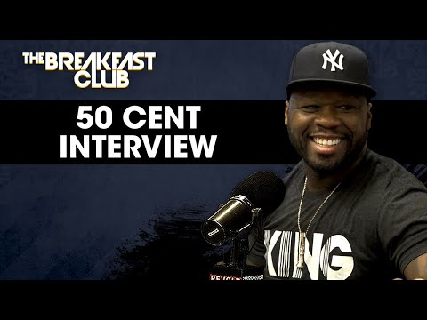 The Breakfast Club - Top 10 BC Interview Moments of 2019: #4 50 Cent On Kicks Wendy Williams Out