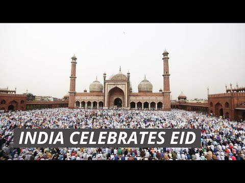 In Photos: Eid