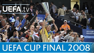 2008 UEFA Cup final highlights - Zenit-Rangers