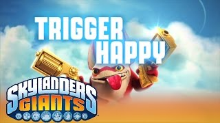 Meet the Skylanders: Series 2 Trigger Happy