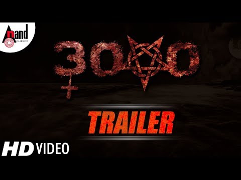 3000 | New HD Trailer 2018 | Gaurish Akki | Swati | Keerthi Anthony Raj | Shankar & Associates
