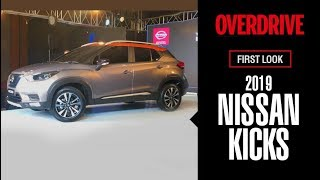 2019 Nissan Kicks (India-spec) | First Look | OVERDRIVE