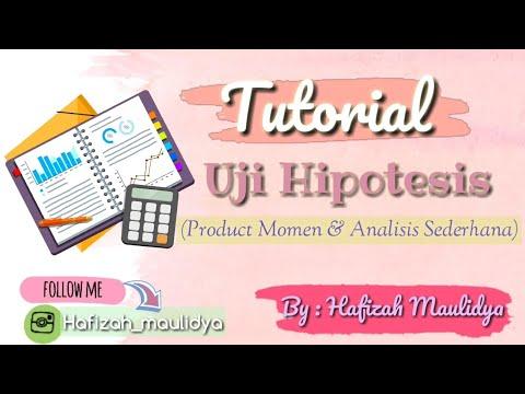 Uji Hipotesis : Uji T dan Uji F Lengkap Dengan Interpretasinya.