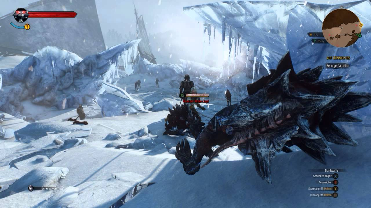 Spoiler the witcher 3 fight against caranthir bug - The witcher 3 caranthir ...