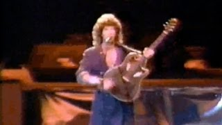"REO Speedwagon - Japan tour 1985+interview ""Keep On Loving You"" "" Don"
