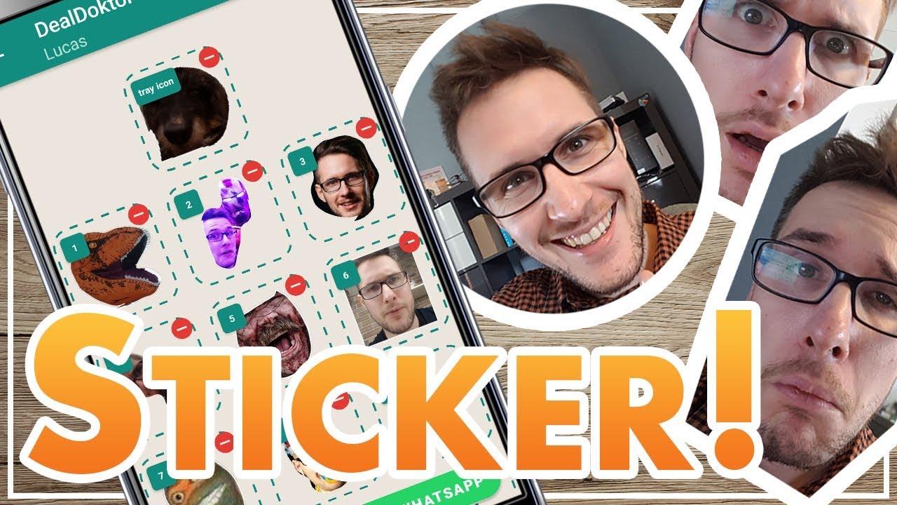 Whatsapp Sticker Selber Machen
