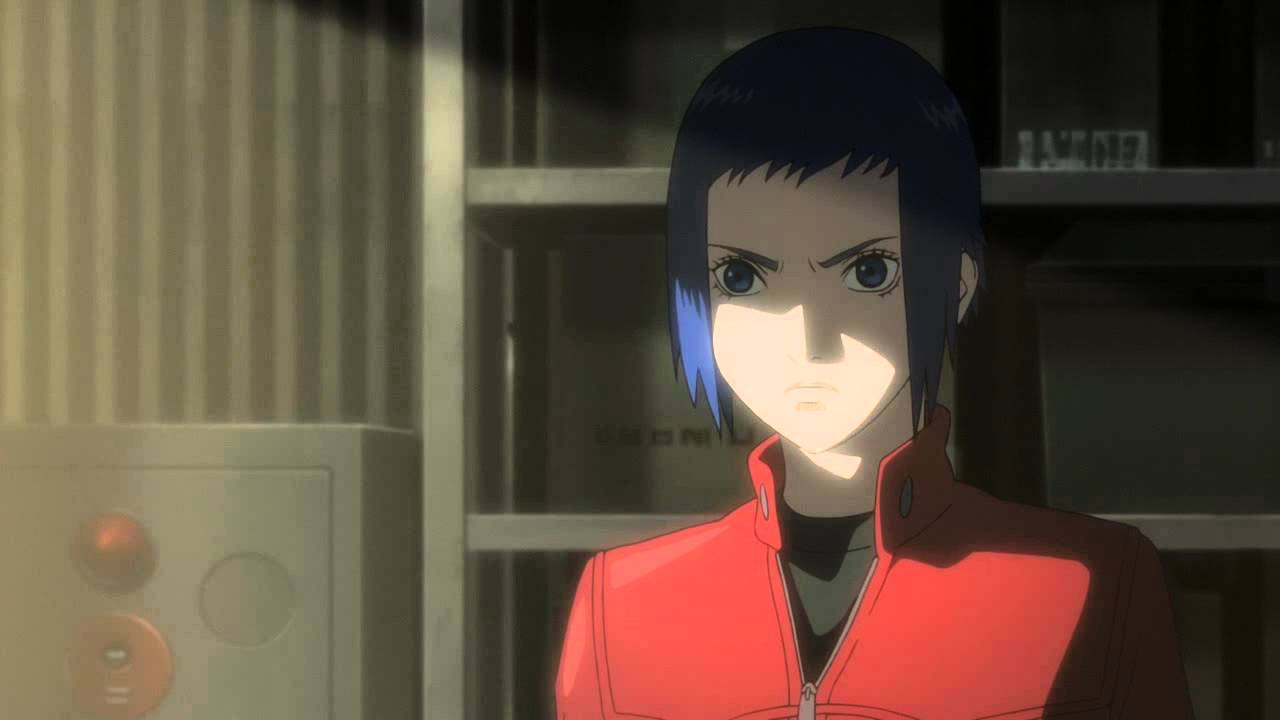 Ghost In The Shell Arise Motoko Vs Batou Snippet Youtube