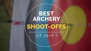 Top 5: Best arcнery shoot-offs of 2019?