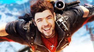 THIS GAME IS WAY TOO MUCH FUN | Just Cause 4 #2