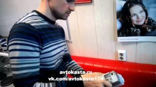 обзор магнитолы Alpine UTE-72BT в магазине Автокаста