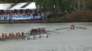2014 HOCR 51 W Collegiate 8+ William Smith College Bow 3 WPI Bow 7 & Field Rowing Crew