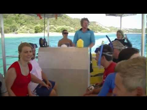 Tours & Activities at Moreton Island