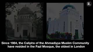 Historic move of His Holiness to Islamabad.