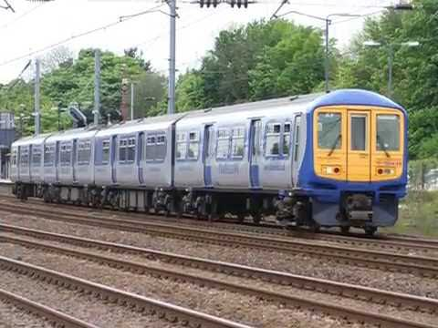 List of Modern Electric Multiple Units in UK