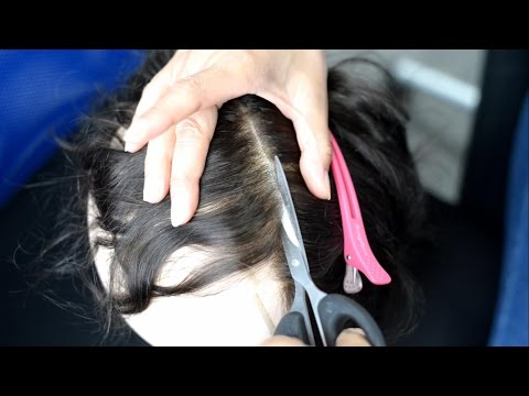How to Cut the Base of a Hair System down to Size | Lordhair
