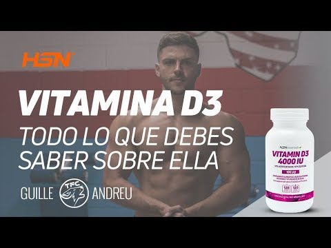 vitamina d 3 para adelgazar