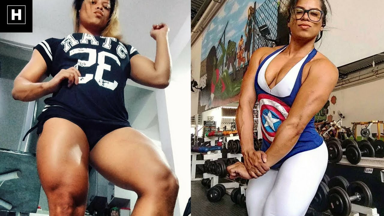 Download Marclene Cabral: Rise Up Past Your Limitations   Bodybuilding Motivation