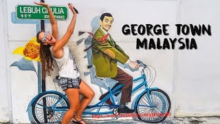 THE REAL STREET ART IS HERE - George Town, Penang