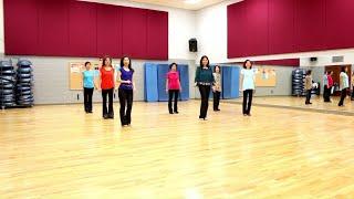 Heaven - Line Dance (Dance & Teach in English & 中文)
